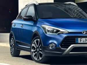 75 All New 2019 Hyundai I20 Active Redesign and Concept
