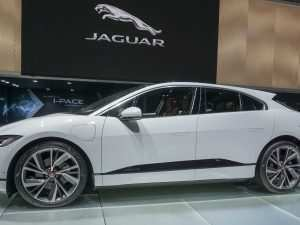 75 All New 2019 Jaguar I Pace Release Date Model