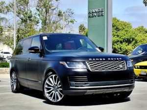 75 All New 2019 Land Rover Autobiography Picture