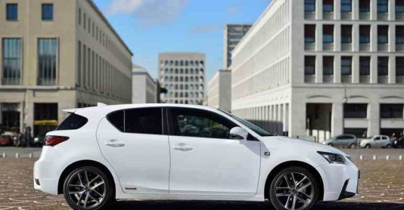 75 All New 2019 Lexus Ct Reviews