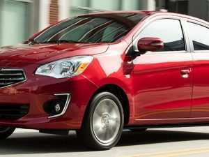 75 All New 2019 Mitsubishi Mirage Review Price and Review