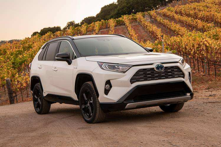 75 All New 2019 Toyota Rav4 Review And Release Date