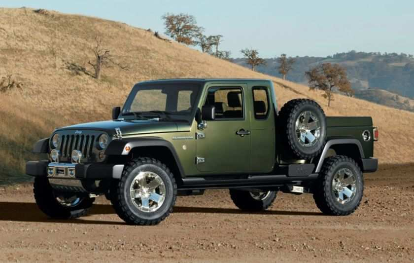 75 All New 2020 Jeep Gladiator Availability Date Release