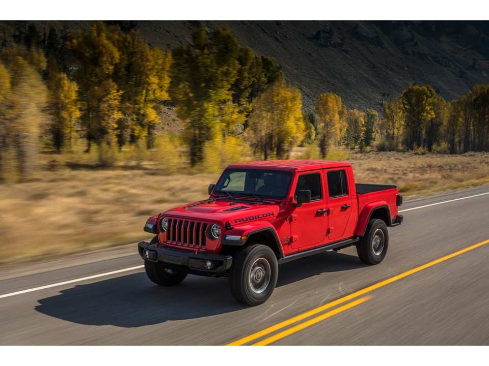 75 All New 2020 Jeep Gladiator Engine Specs Release Date
