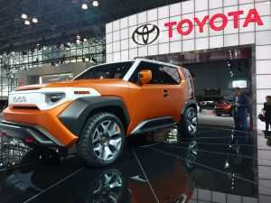 75 All New 2020 Toyota Fj Review
