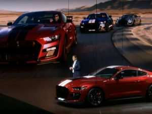 75 All New Ford Debuts 2020 Shelby Gt500 Reviews