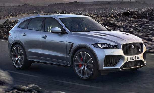 75 All New Jaguar Svr 2019 Rumors