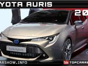 75 All New Toyota Auris 2019 Release Date Price and Release date
