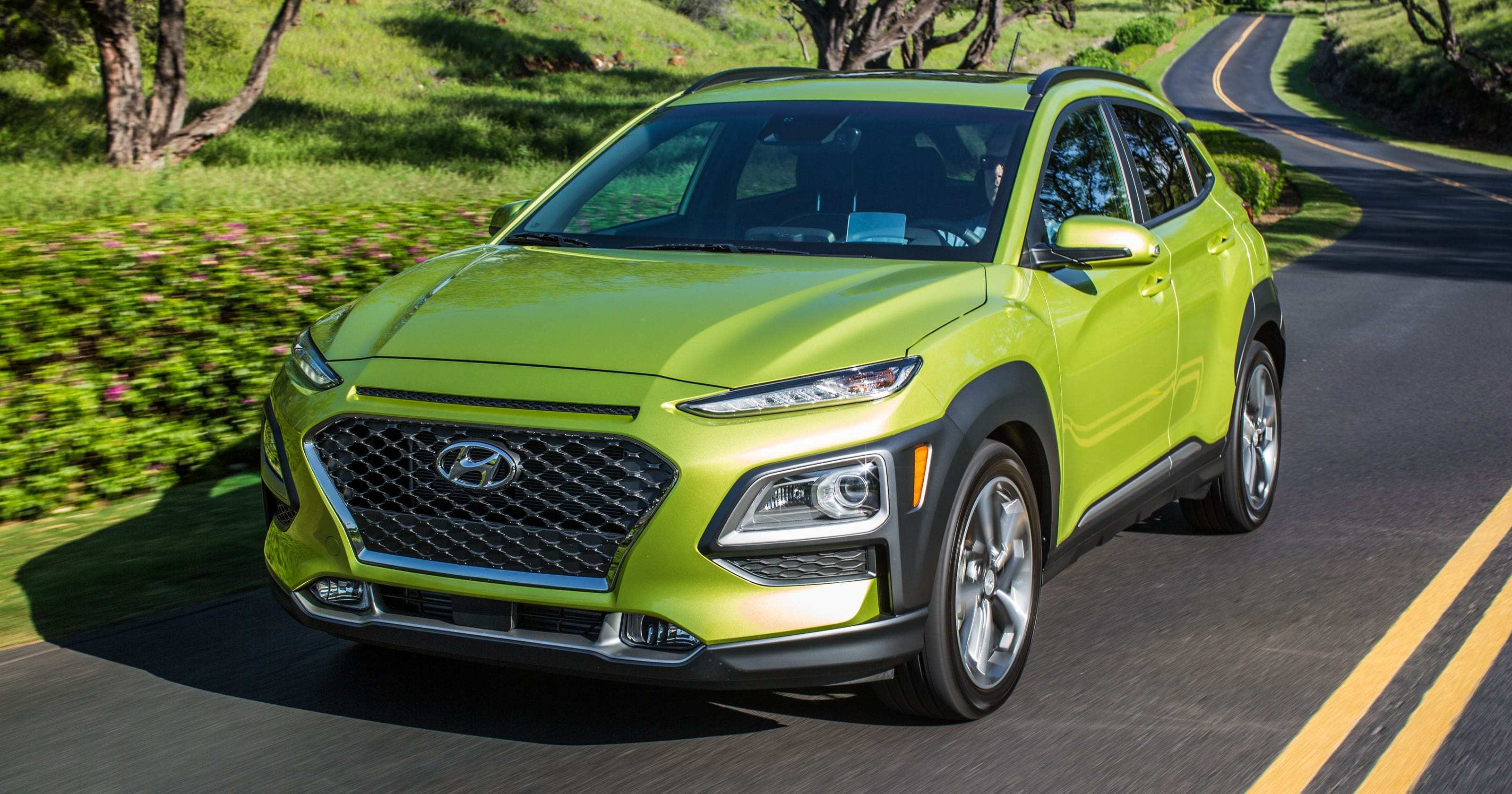 75 All New When Does The 2020 Hyundai Kona Come Out Rumors