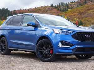 75 Best 2019 Ford Edge Exterior and Interior