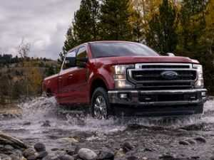 2020 Ford 7 3