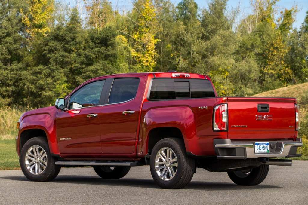 75 Best 2020 Gmc Canyon Spy Shoot