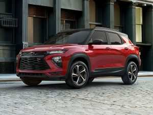 75 Best All New Chevrolet Trailblazer 2020 Price and Review