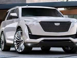 75 Best Cadillac Escalade 2020 Model Release