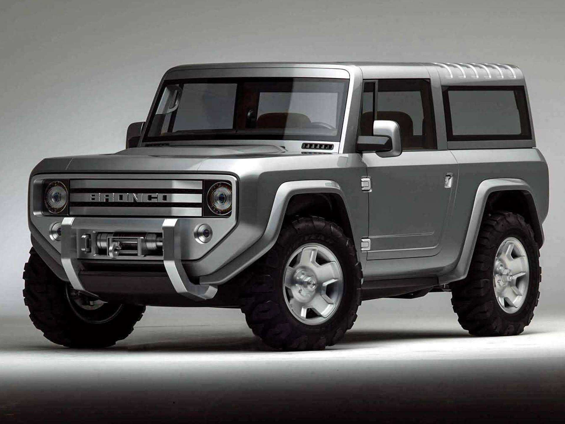 75 Best Dwayne Johnson Ford Bronco 2020 Overview