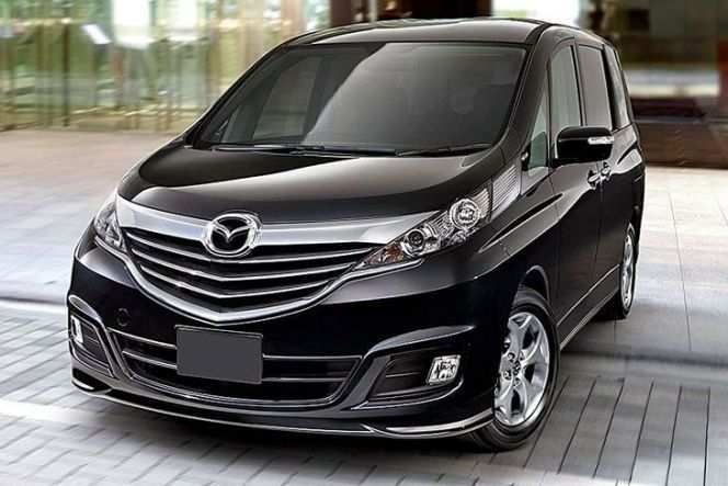 75 Best Mazda Minivan 2020 New Model And Performance