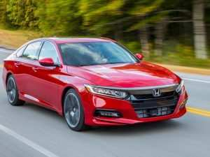 75 New 2019 Honda Accord Spesification