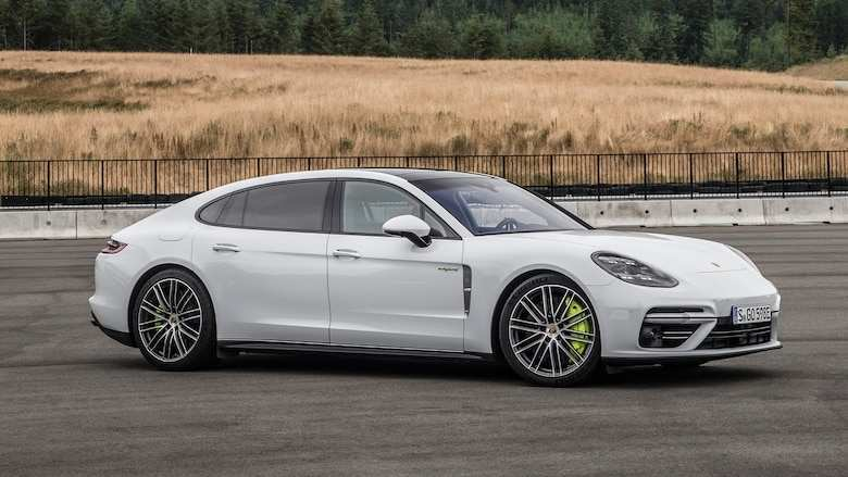 75 New 2019 Porsche Panamera Turbo Specs And Review