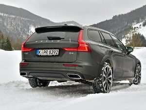 75 New 2019 Volvo V60 Cross Country New Model and Performance