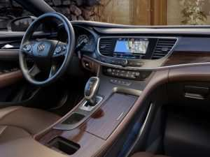 75 New 2020 Buick Lacrosse Interior Picture