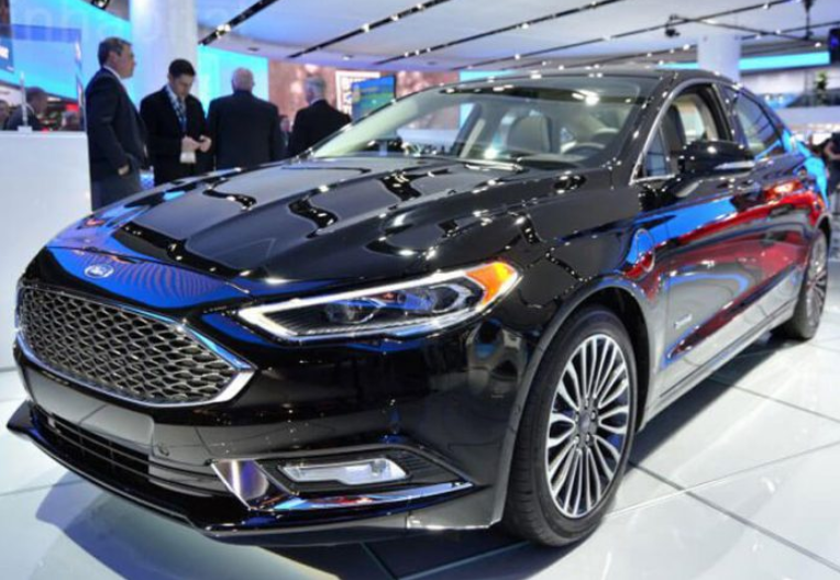 75 New 2020 Ford Fusion Redesign Exterior
