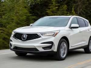 75 New Changes For 2020 Acura Rdx Interior