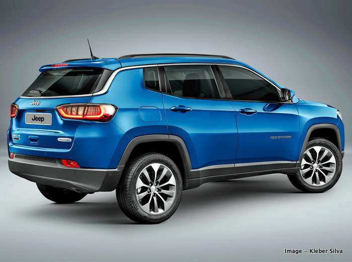 75 New Jeep Compass Facelift 2020 Redesign