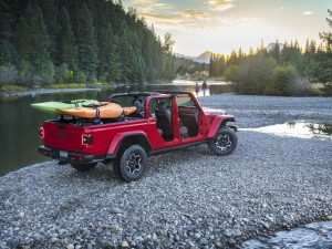 75 New Jeep Truck 2020 2 Door First Drive