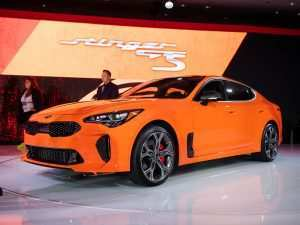 75 New Kia Stinger 2020 Interior