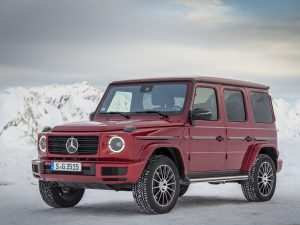 75 New Mercedes G 2019 Redesign