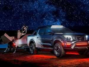 75 New Nissan Navara 2020 Model Exterior