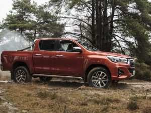 75 New Toyota Hilux 2020 Usa Review