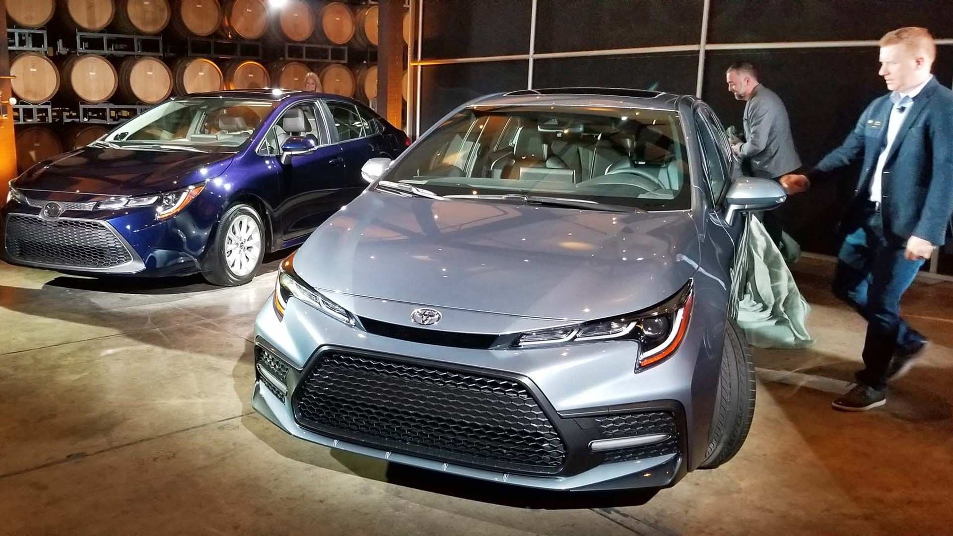 75 New When Will The 2020 Toyota Corolla Be Available Exterior