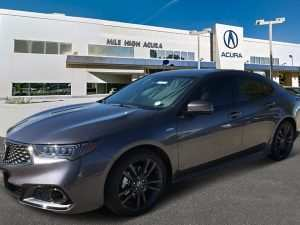75 The 2019 Acura Pictures Overview