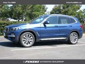 75 The 2019 Bmw X3 Price and Release date