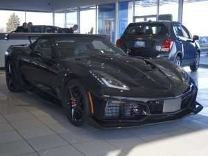 75 The 2019 Chevrolet Corvette Zr1 Price Price and Review