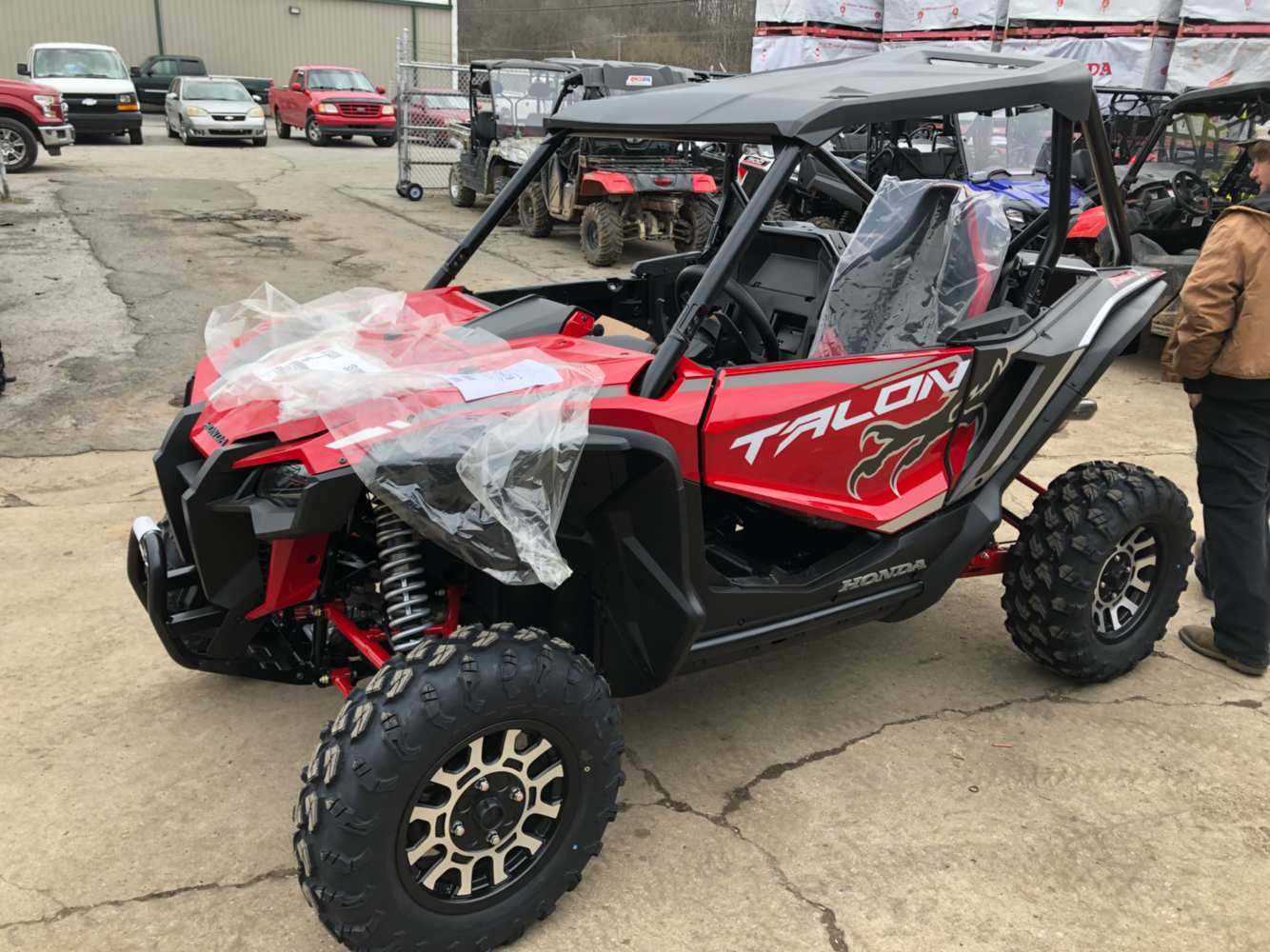 75 The 2019 Honda Talon Concept
