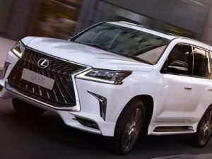 75 The 2019 Lexus Lx 570 Release Date Spy Shoot