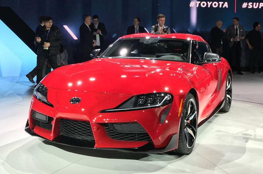 75 The 2019 Toyota Supra Images