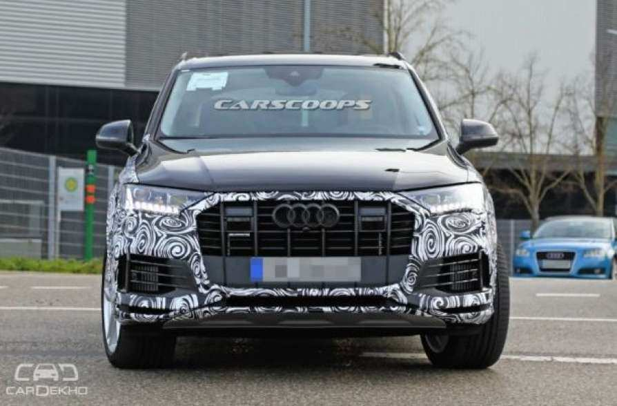 75 The Audi New Q7 2020 Specs And Review