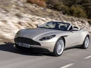 75 The Best 2019 Aston Martin Db11 Volante Engine