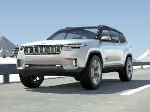 75 The Best 2019 Jeep Wagoneer Images