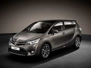 75 The Best 2019 Toyota Verso Release