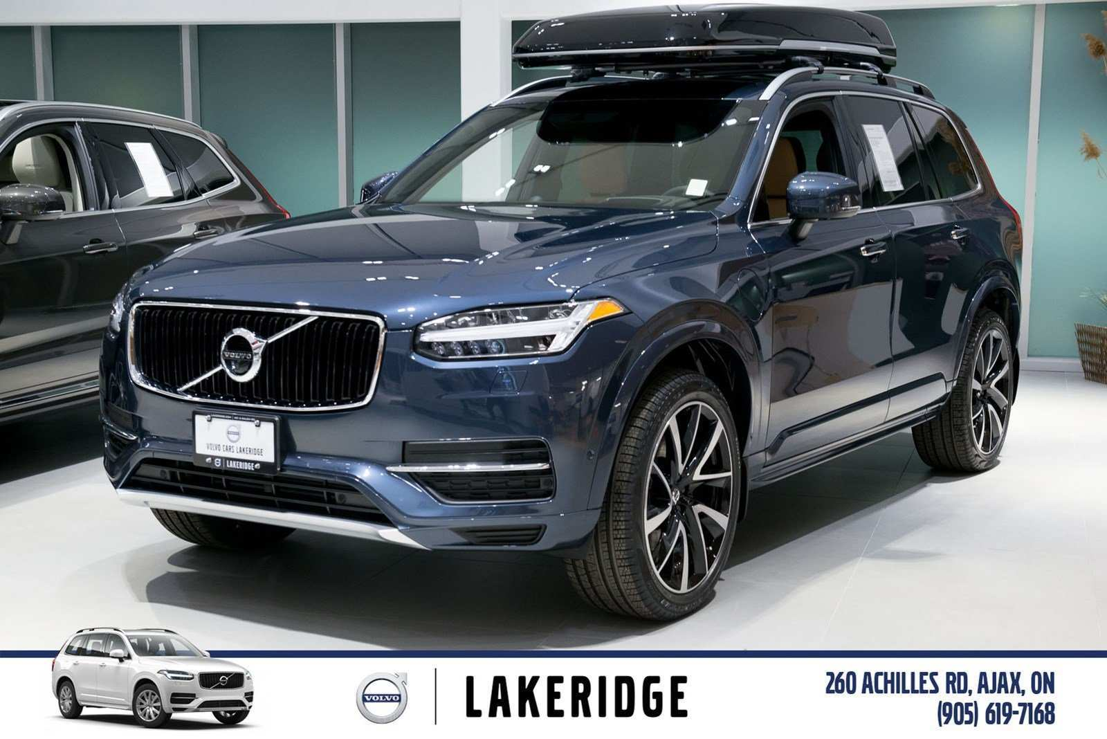 75 The Best 2019 Volvo Xc90 T8 Release Date