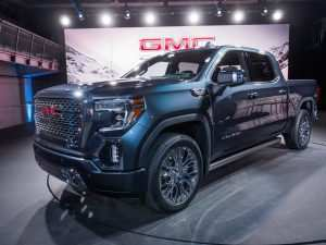 75 The Best 2020 Gmc Sierra Build And Price New Model and Performance