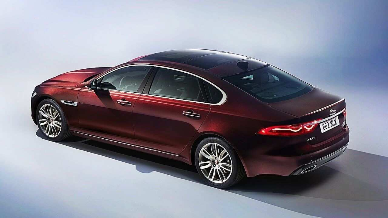 75 The Best 2020 Jaguar Xj Redesign Review And Release Date