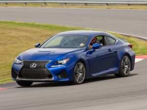 75 The Best 2020 Lexus Rc F Track Edition 0 60 Redesign and Review