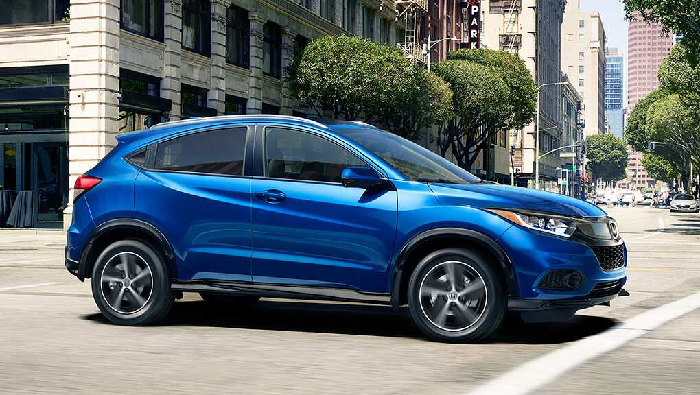 75 The Best Honda Hrv 2020 Canada Reviews