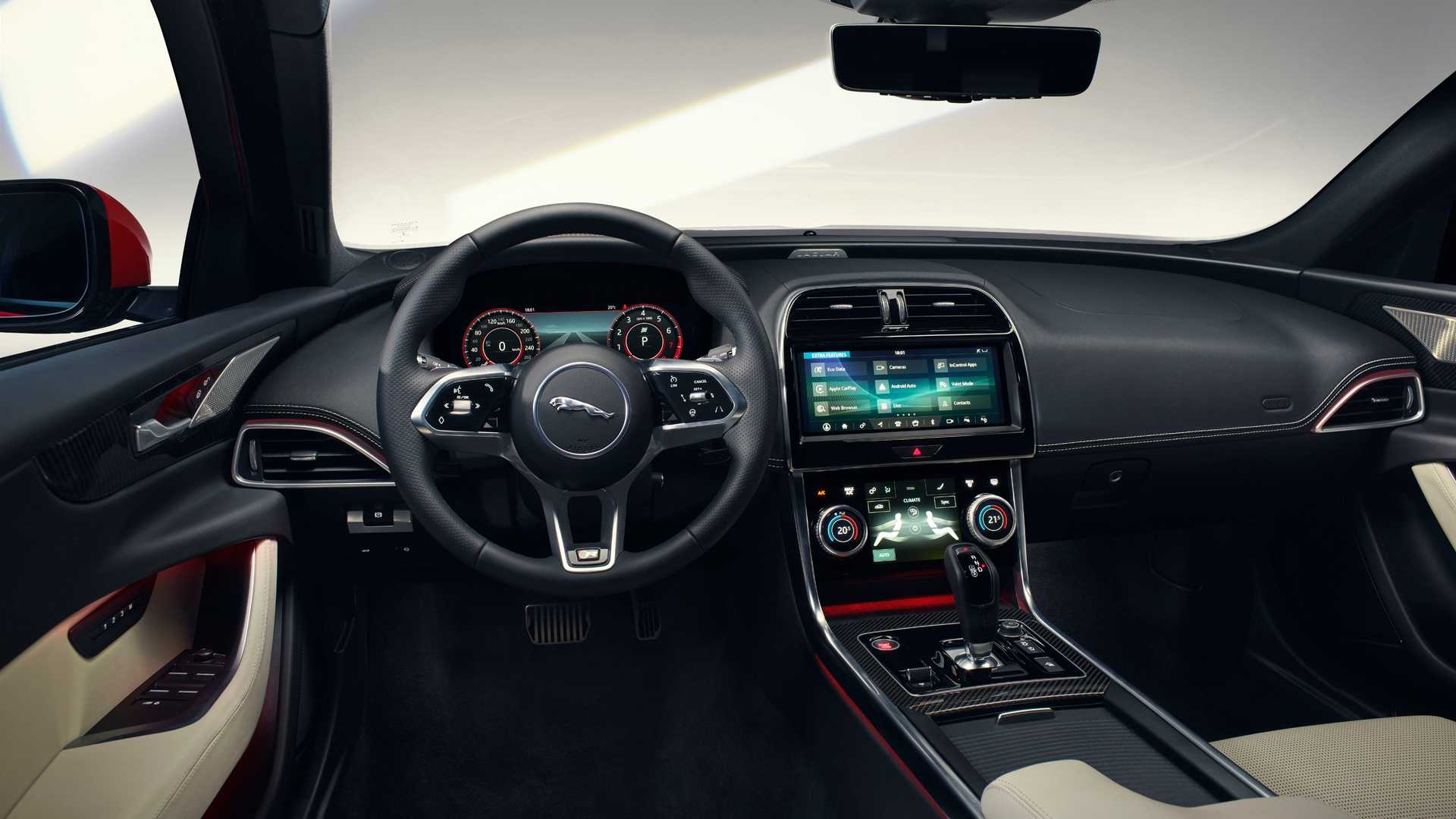 75 The Best Jaguar Xe 2020 Interior New Model And Performance