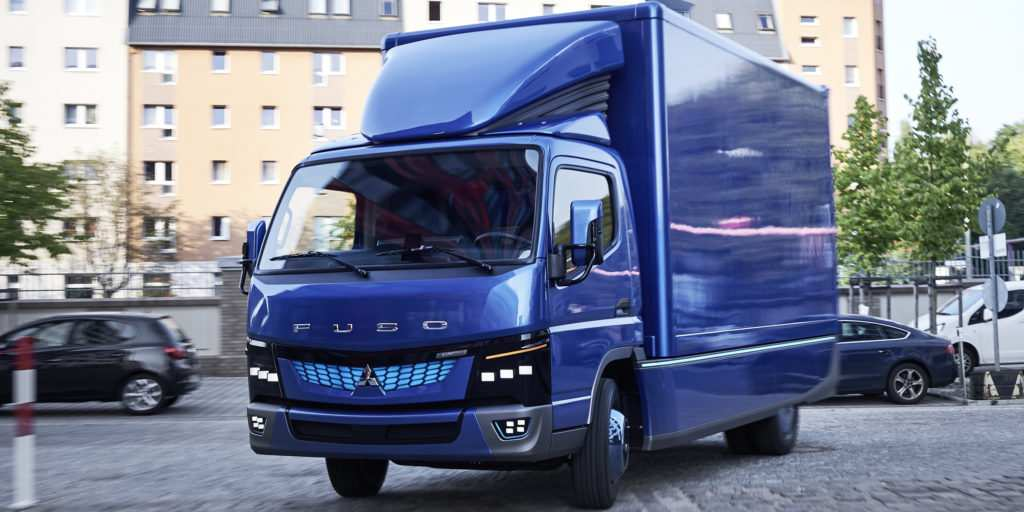75 The Best Mitsubishi Canter 2020 Performance And New Engine